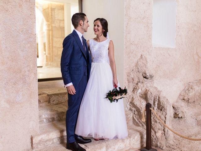 La boda de Alberto y María en Belmonte, Cuenca 11