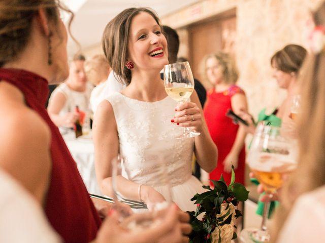 La boda de Alberto y María en Belmonte, Cuenca 13