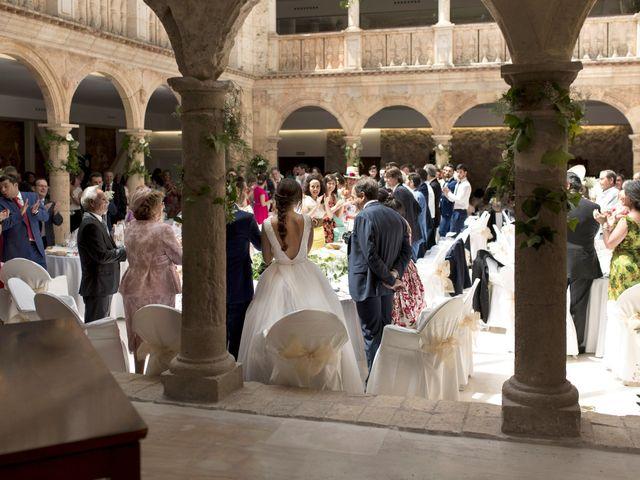 La boda de Alberto y María en Belmonte, Cuenca 17