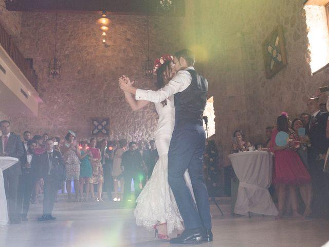 La boda de Alberto y María en Belmonte, Cuenca 19