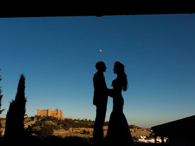 La boda de Alberto y María en Belmonte, Cuenca 21