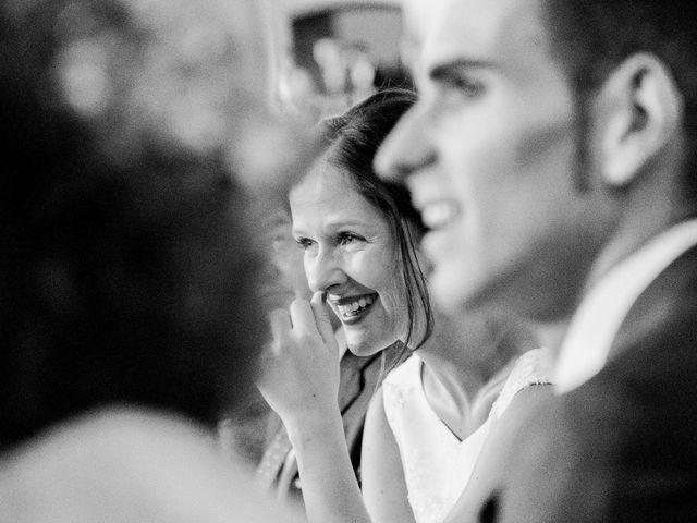 La boda de Alberto y María en Belmonte, Cuenca 25