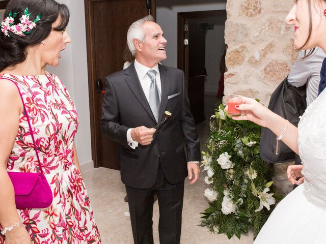 La boda de Alberto y María en Belmonte, Cuenca 27