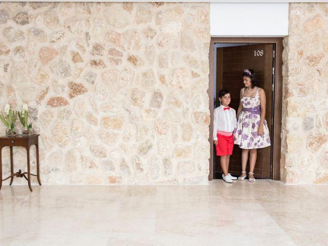 La boda de Alberto y María en Belmonte, Cuenca 33