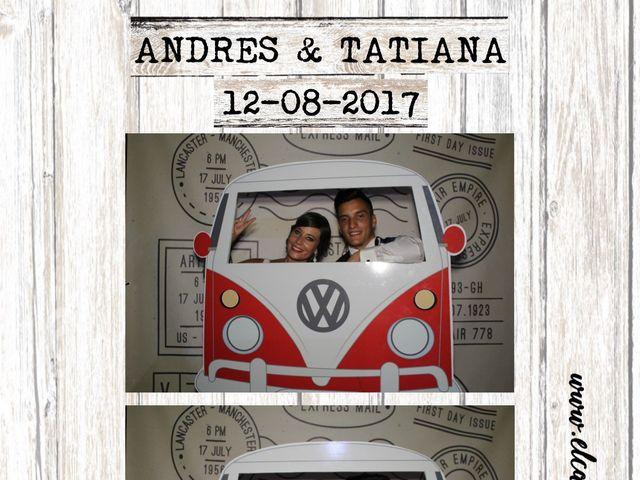 La boda de Andres y Tatiana  en Granada, Granada 6