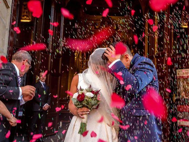 La boda de Andres y Tatiana  en Granada, Granada 2