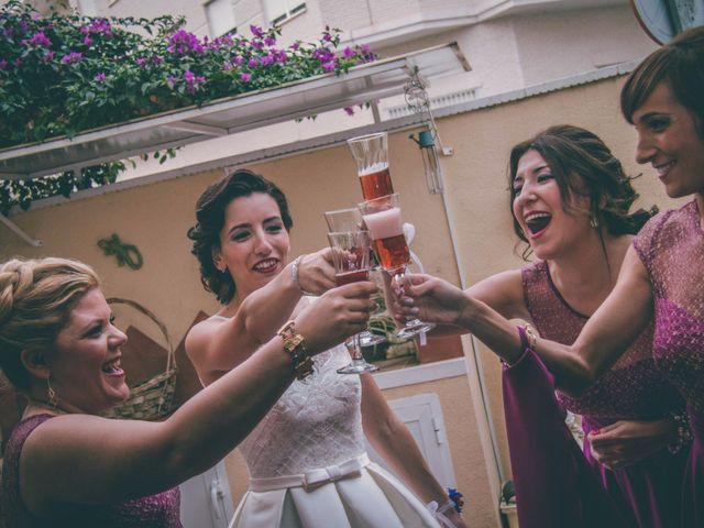 La boda de Alejandro y Leticia en Petrer, Alicante 23