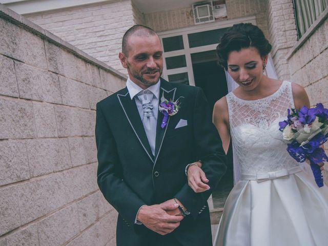 La boda de Alejandro y Leticia en Petrer, Alicante 25