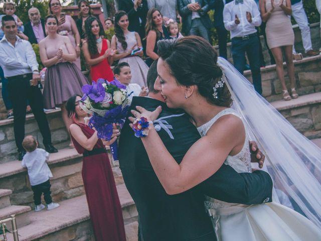 La boda de Alejandro y Leticia en Petrer, Alicante 26