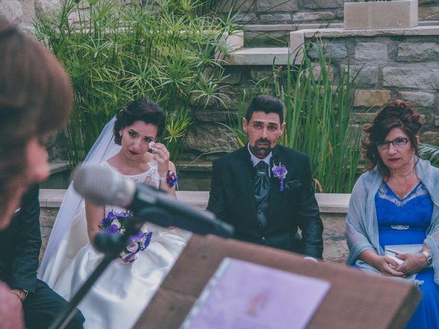 La boda de Alejandro y Leticia en Petrer, Alicante 27