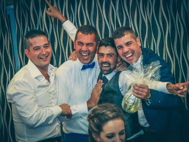 La boda de Alejandro y Leticia en Petrer, Alicante 35