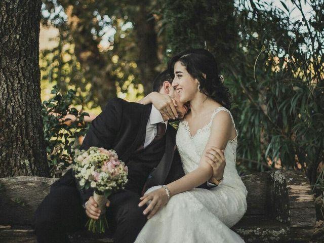 La boda de Josué y Sara en Jarandilla, Cáceres 1