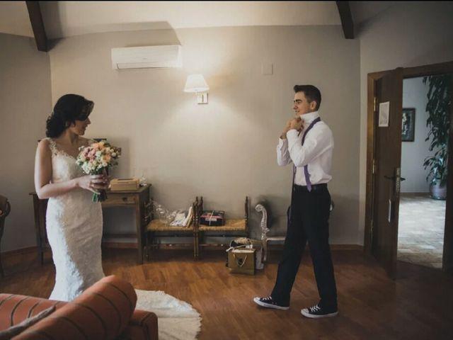 La boda de Josué y Sara en Jarandilla, Cáceres 6