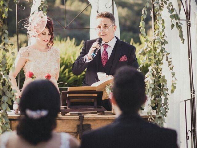 La boda de Josué y Sara en Jarandilla, Cáceres 9