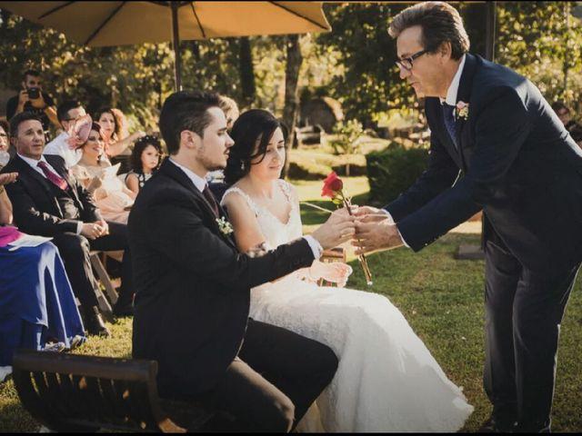 La boda de Josué y Sara en Jarandilla, Cáceres 11