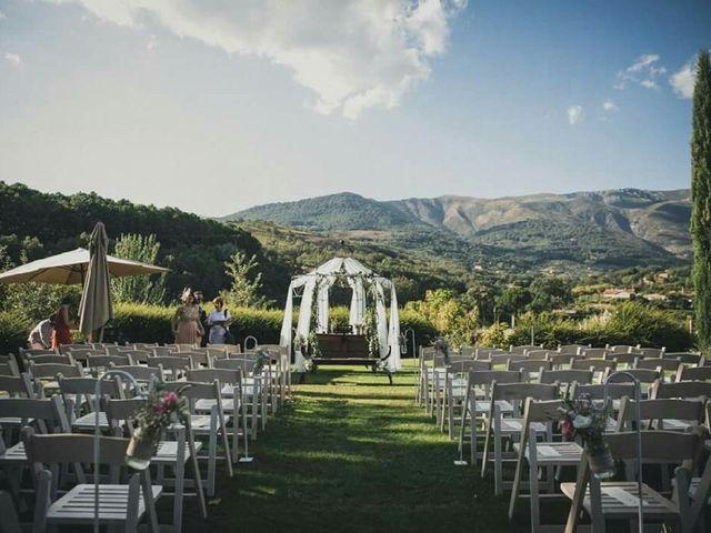 La boda de Josué y Sara en Jarandilla, Cáceres 14