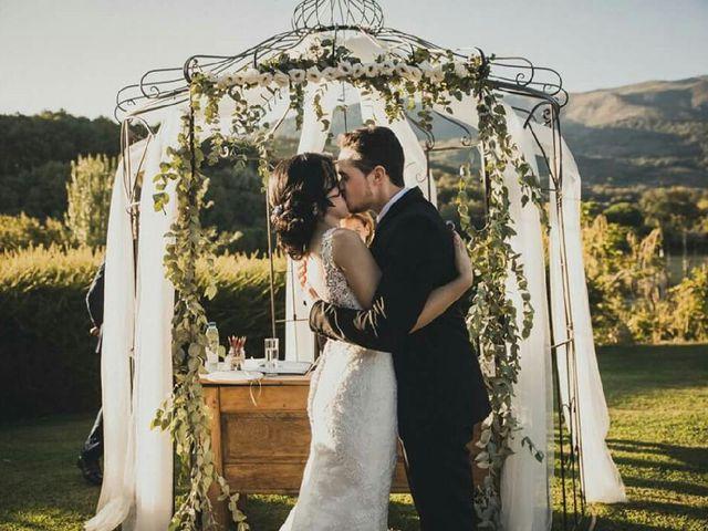La boda de Josué y Sara en Jarandilla, Cáceres 15