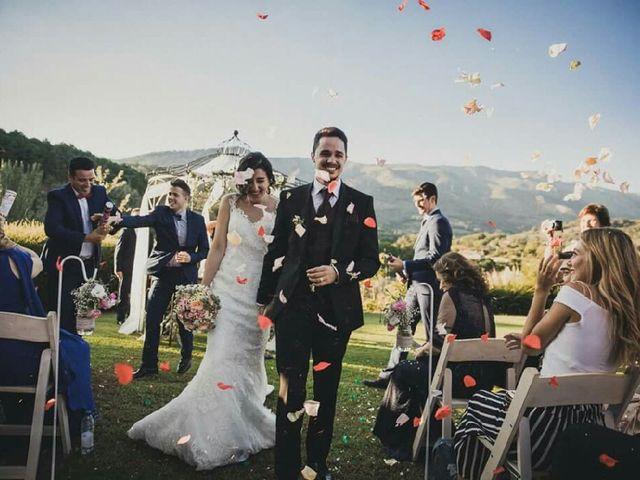 La boda de Josué y Sara en Jarandilla, Cáceres 16