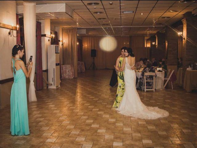 La boda de Josué y Sara en Jarandilla, Cáceres 41