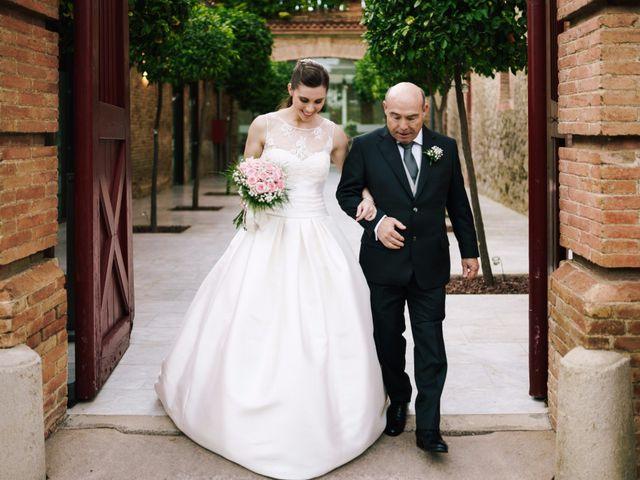 La boda de Manel y Vanesa en Sant Cugat Del Valles, Barcelona 35