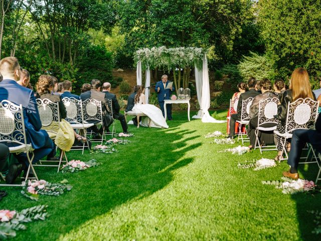 La boda de Manel y Vanesa en Sant Cugat Del Valles, Barcelona 39