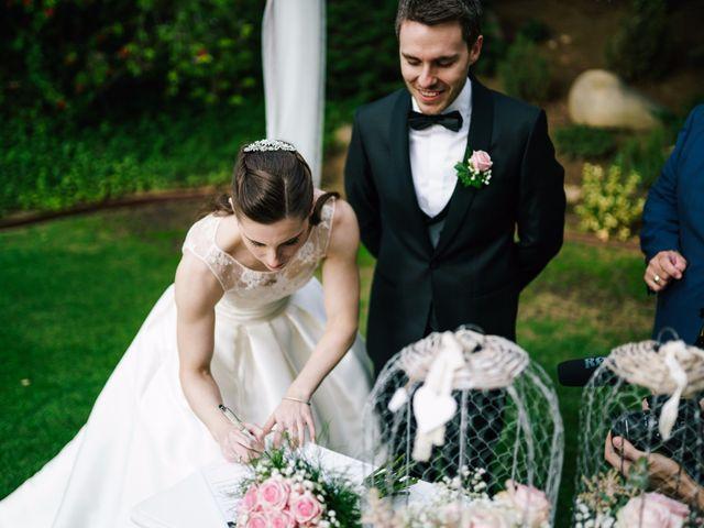 La boda de Manel y Vanesa en Sant Cugat Del Valles, Barcelona 44