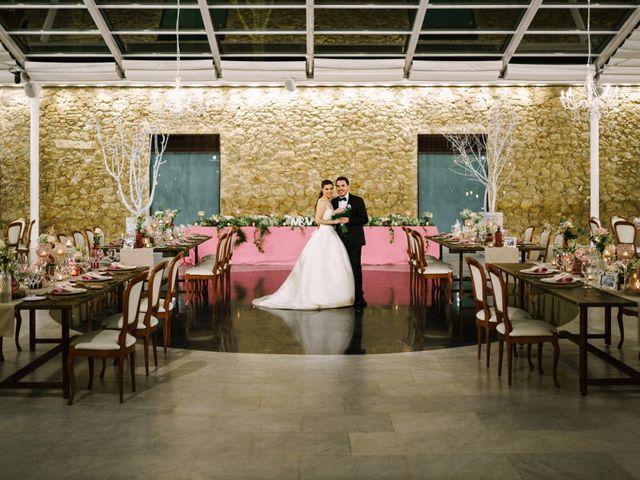 La boda de Manel y Vanesa en Sant Cugat Del Valles, Barcelona 56