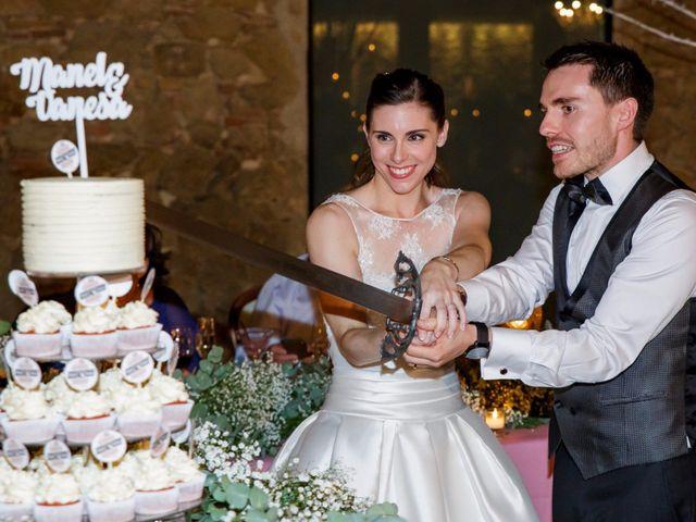 La boda de Manel y Vanesa en Sant Cugat Del Valles, Barcelona 60