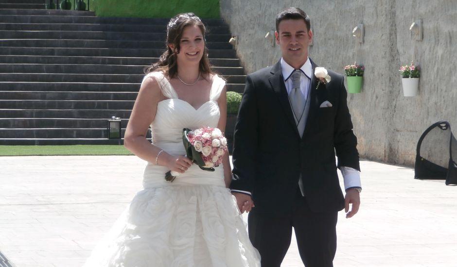 La boda de Rodolfo y Marta en Zaragoza, Zaragoza