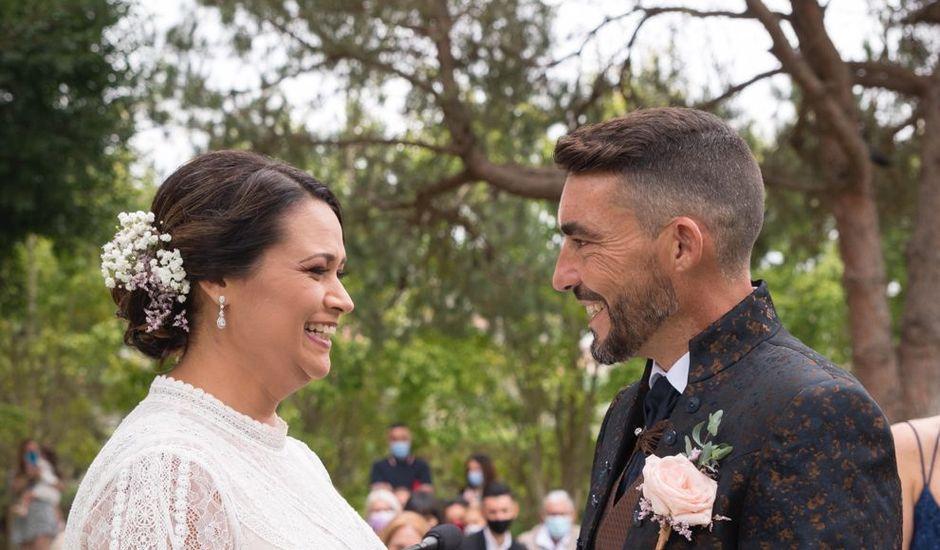 La boda de Aridany Ramos Vega  y Ana María Suárez Gutiérrez  en Arucas, Las Palmas