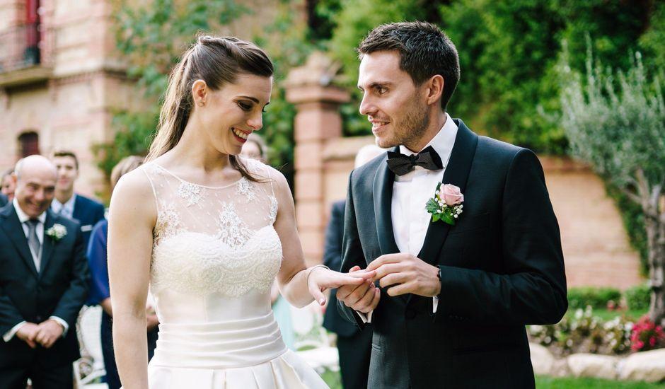 La boda de Manel y Vanesa en Sant Cugat Del Valles, Barcelona