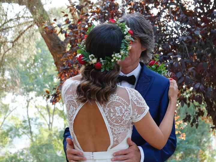 La boda de Belén  y Belen y Pablo