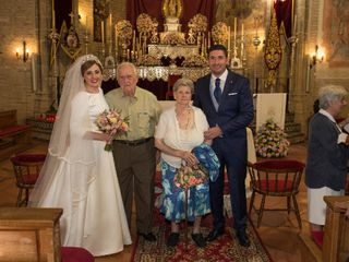 La boda de Carmen María y Jose Antonio
