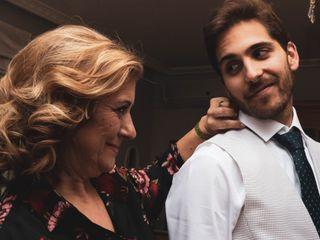 La boda de Ainhoa y Raúl 1