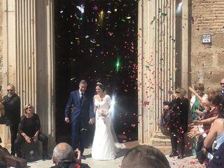 La boda de Horten y Sebas 1