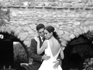 La boda de Laura y Acis