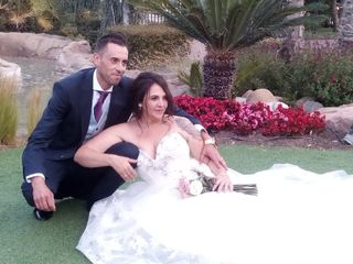La boda de Rosa y Mario
