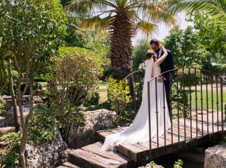 La boda de Fátima y Manuel