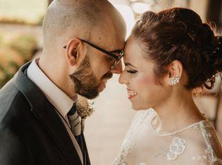 La boda de Sara y Amalio