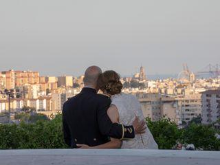 La boda de Abarado y Sofia