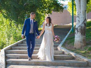 La boda de Azahara y Emilio 1