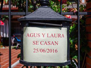 La boda de Laura y Agus 1