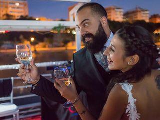 La boda de Carmen y Luis Miguel