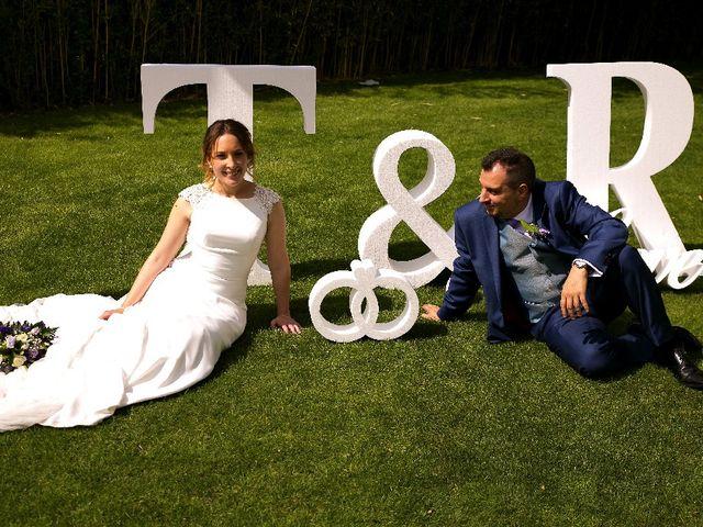 La boda de Rubén  y Teresa en Rivas-vaciamadrid, Madrid 2