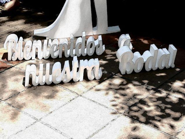 La boda de Rubén  y Teresa en Rivas-vaciamadrid, Madrid 4