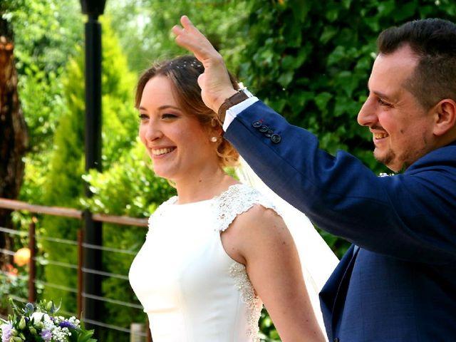 La boda de Rubén  y Teresa en Rivas-vaciamadrid, Madrid 7