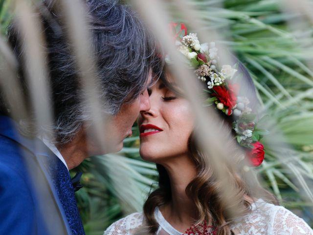 La boda de Belen y Pablo y Belén  en Madrid, Madrid 1