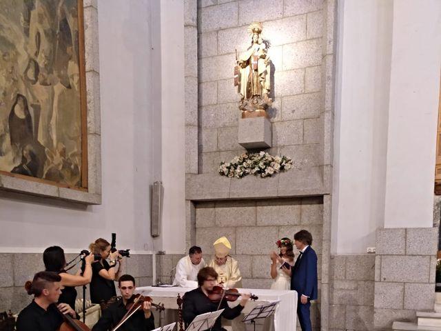 La boda de Belen y Pablo y Belén  en Madrid, Madrid 7