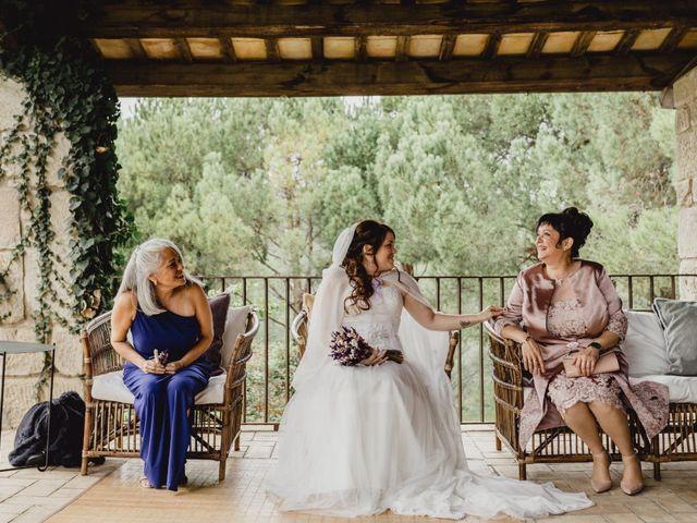 La boda de David y Andrea en Rubio, Barcelona 48