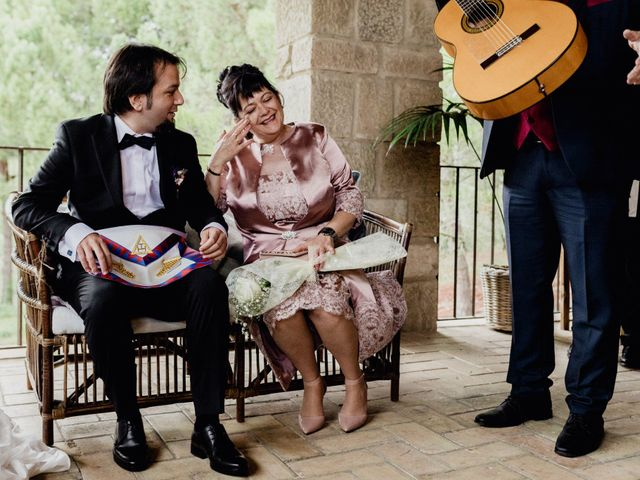 La boda de David y Andrea en Rubio, Barcelona 50